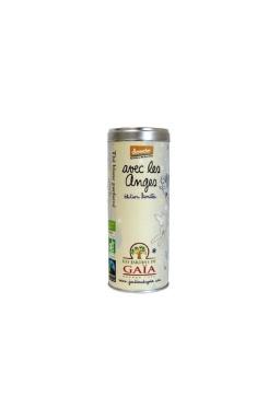 """Tube de thé """"Avec les anges"""" aromatisé 50g"""