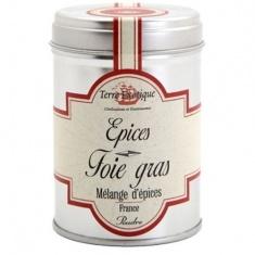 Pot d'épices spécial Foie gras 60g