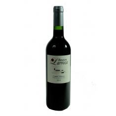 """Vin rouge """"Bouton Larroze"""" 2014 75cl"""