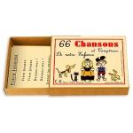 66 Chansons et Comptines de notre enfance