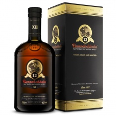 """Whisky """"Bunnahabhain"""" 12 ans 70cl en étui"""