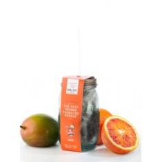 """Mason Jar """"Orange Sanguine, Mangue"""""""
