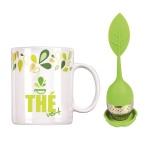 Duo thé vert