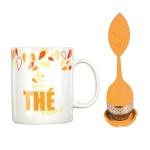 Duo thé Orange
