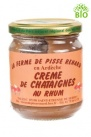 Crème de châtaignes bio d'Ardèche au rhum