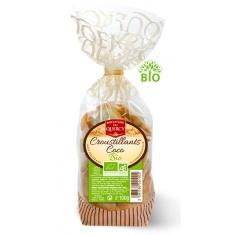 Croustillants noix de coco bio, 100g