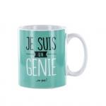 """Mug """"Je suis un Génie"""""""