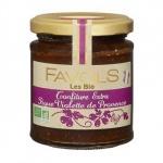 Confiture extra Figue Violette de Provence Bio