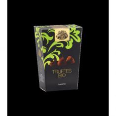Truffes chocolat noir bio