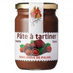 Pâte à Tartiner Noisette Cacao Bio 280g