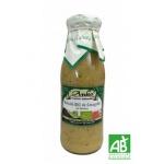 Velouté de Courgette au Quinoa Bio 50cl