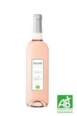 Vin rosé BIO Côtes-de-Provence AOC 75CL