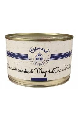 Choucroute cuisinée magret d'Oie et riesling 350g