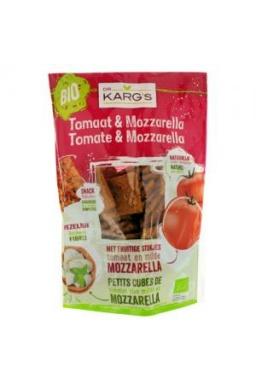 Crackers Tomate Mozzarella Bio 110g