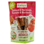 Crackers Tomate Mozzarella Bio 110g