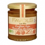 Confiture Extra Pomelos de Corse Bio 220g