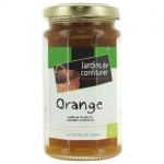 Confiture Orange et sucre de canne Bio 260g
