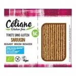 Toasts Sarrasin Sans Gluten Bio 100g
