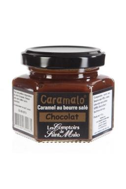 Caramel au beurre salé saveur chocolat