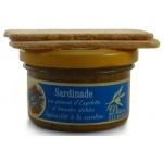 Sardinade au piment d'Espelette et tomates séchées 90g