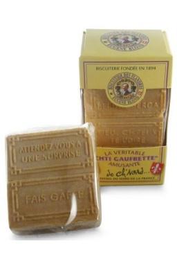 CHTI Gaufrettes amusantes à la vanille 175g
