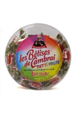 Tambourin de Bêtises de Cambrai Tutti Frutti 300g