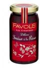 Délice de Fraise à la Rose Favols 260g