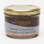 Terrine gasconne au jambon de Bayonne 180g